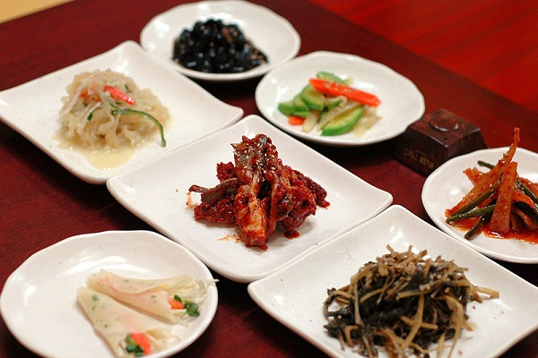 Korean Side Dishes