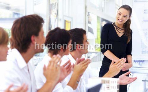 Luyện giao tiếp tiếng Hàn trong công ty cùng với đồng nghiệp