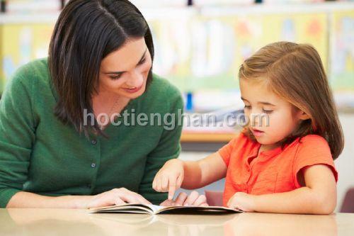 Giúp trẻ em học tiếng Hàn với những phương pháp thú vị
