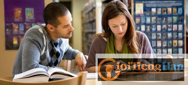 học tiếng hàn online